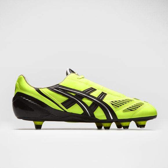 Chuteira Asics Lethal Tigreor ST SG Rugby