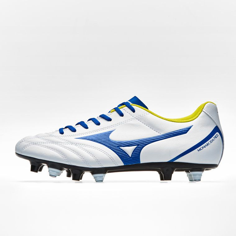Chuteira Mizuno Monarcida Neo Select Mix SG