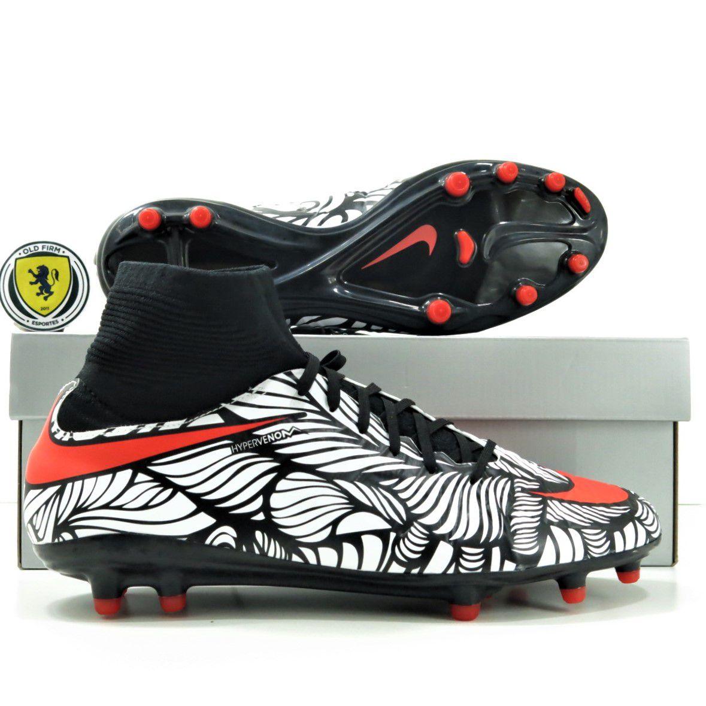 Chuteira Nike Hypervenom Phatal FG Neymar