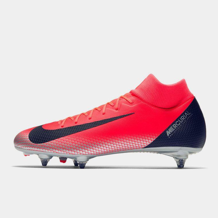 Chuteira Nike Mercurial Superfly Academy CR7 DF SG