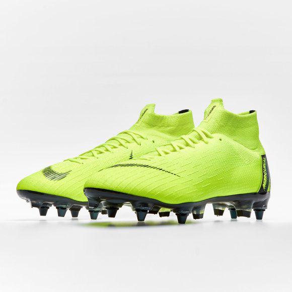 Chuteira Nike Mercurial Superfly VI Elite SG-Pro AC - Trava Mista
