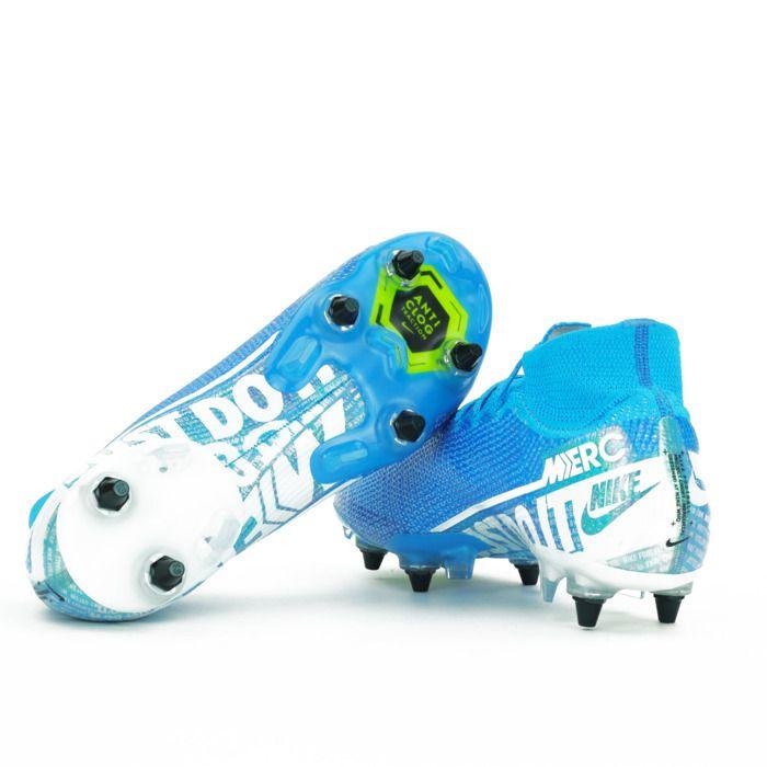 Chuteira Nike Mercurial Superfly VII Elite SG-Pro AC - Trava Mista