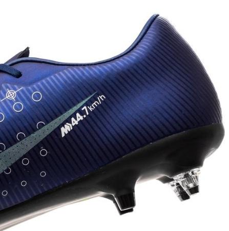 Chuteira Nike Mercurial Vapor Academy SG - Trava Mista