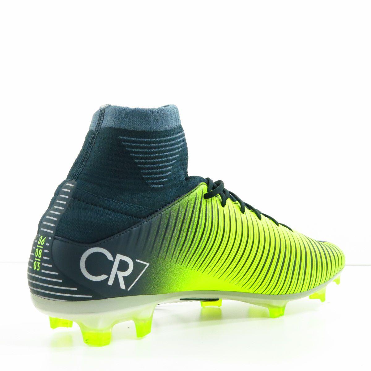 Chuteira Nike Mercurial Veloce CR7 FG Pro