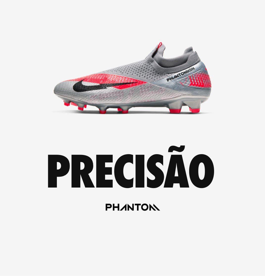 Chuteira Nike Phantom Vision 2 Elite FG