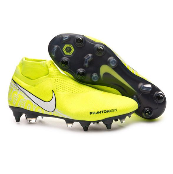 Chuteira Nike Phantom Vision Elite D-Fit SG-Pro AC
