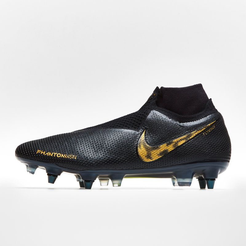 Chuteira Nike Phantom Vision Elite D-Fit SG - Trava Mista