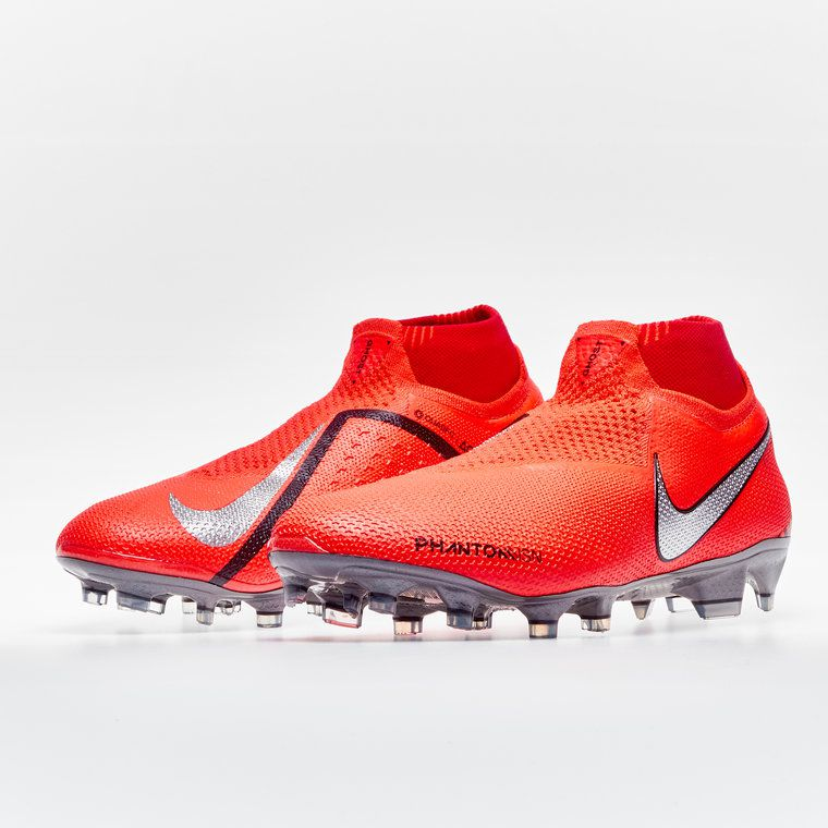 Chuteira Nike Phantom Vision Elite DF FG