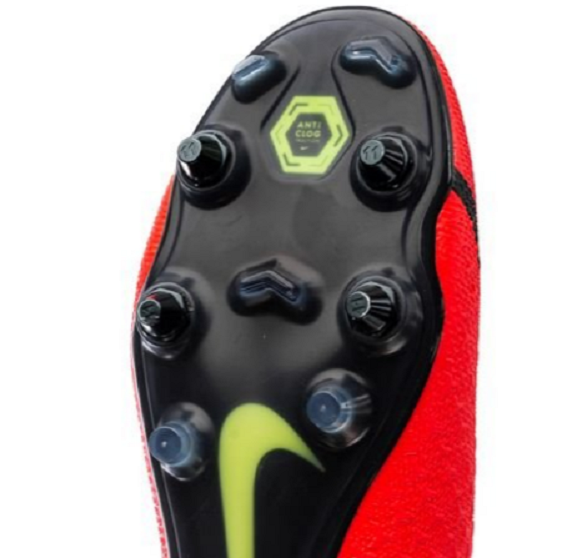 Chuteira Nike Phantom Vision Elite DF SG - Trava Mista