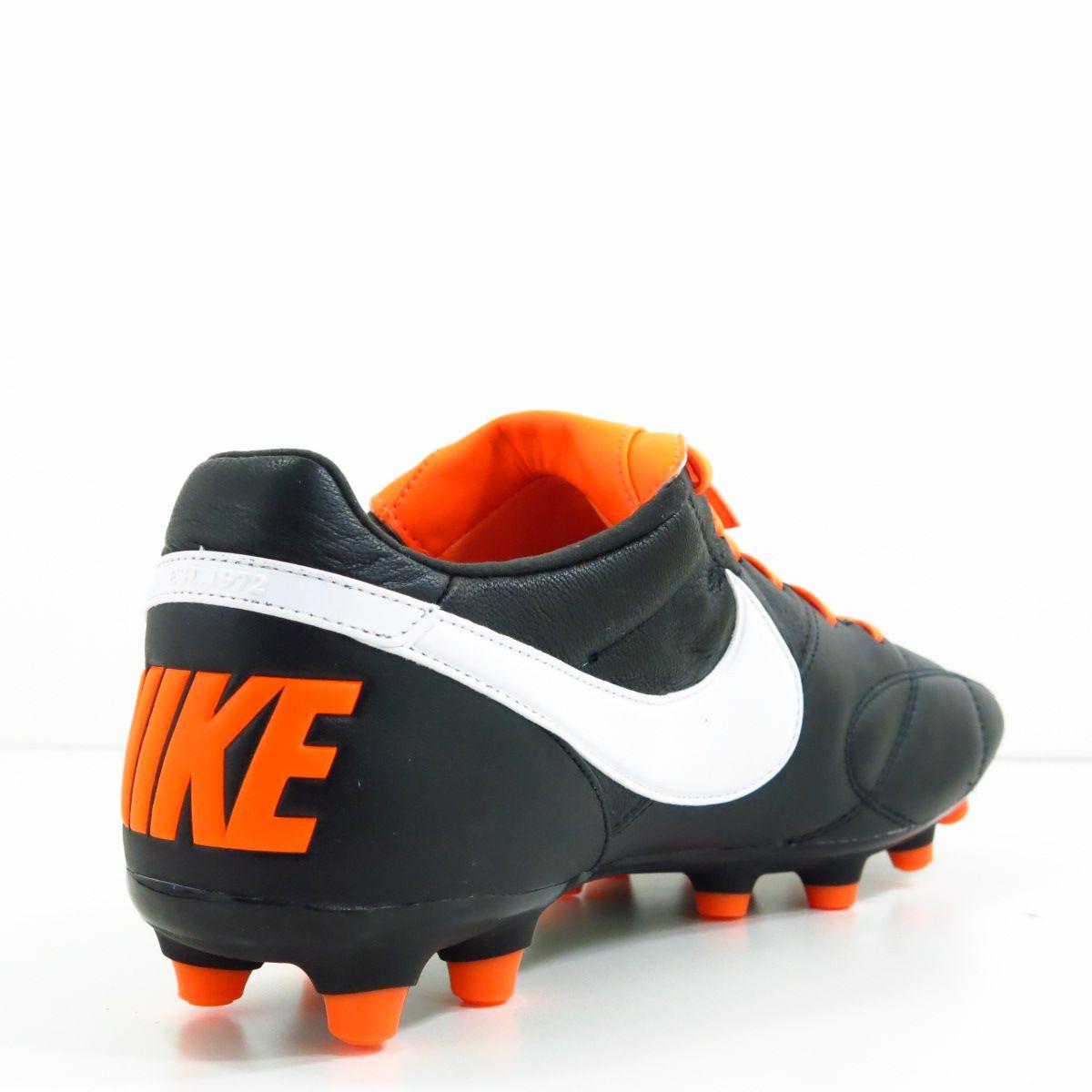 Chuteira Nike Premier Tiempo FG - Couro de Canguru