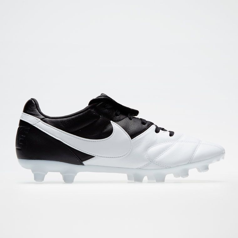 Chuteira Nike Premier II FG - Couro de Canguru Tiempo