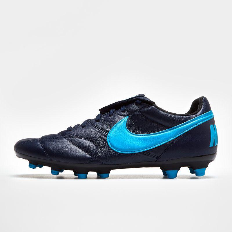 Chuteira Nike Premier II FG - Couro de Canguru
