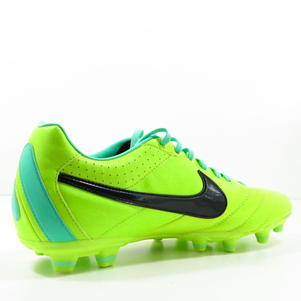 Chuteira Nike Tiempo Legacy FG - Couro