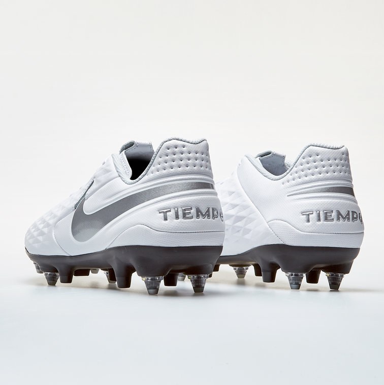 Chuteira Nike Tiempo Legend Academy SG Trava Mista - Couro