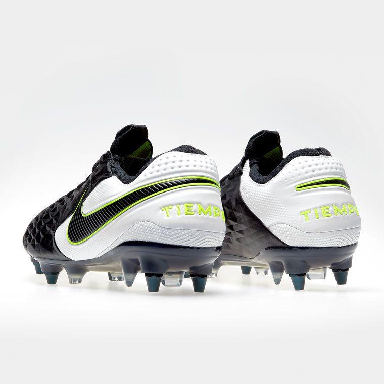 Chuteira Nike Tiempo Legend Elite SG Trava Mista - Couro de Canguru