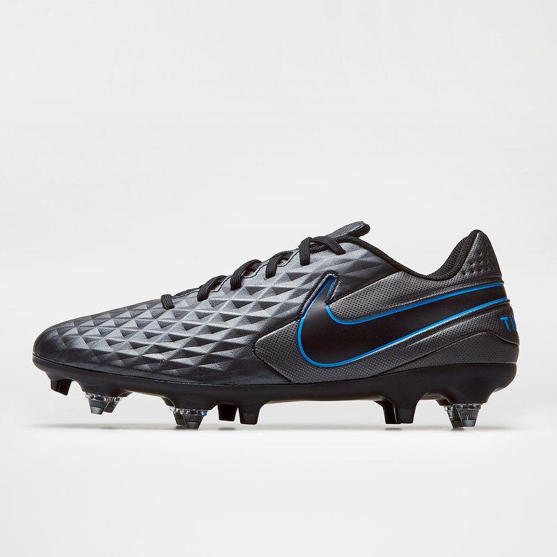 Chuteira Nike Tiempo Legend VIII Academy AC Trava Mista - Couro