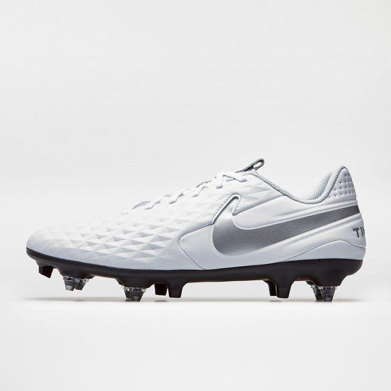 Chuteira Nike Tiempo Legend Academy SG - Trava Mista Couro