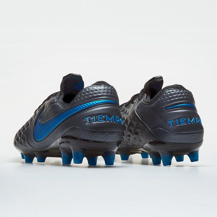 Chuteira Nike Tiempo Legend VIII Elite AG-Pro - Couro de Canguru