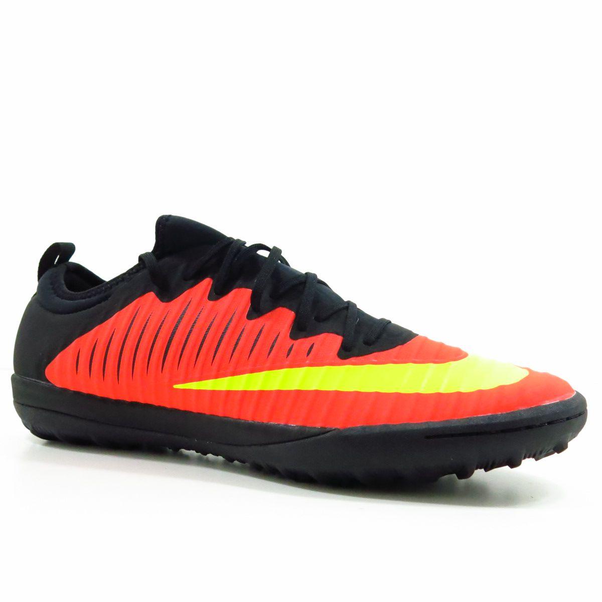 Chuteira Society Nike MercurialX Finale TF