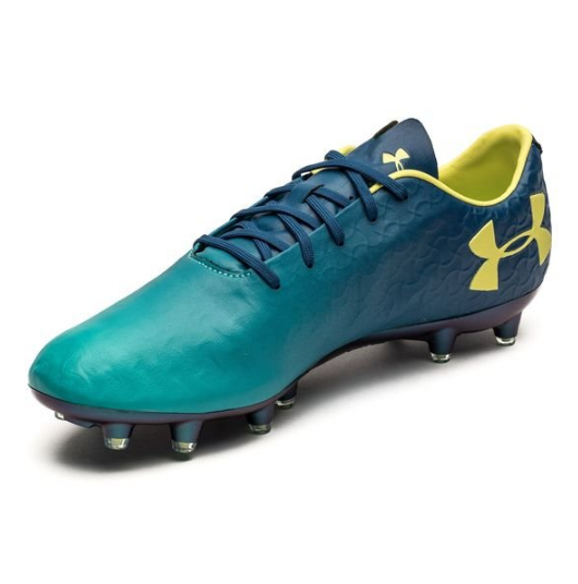 Chuteira Under Armour Magnetico Pro FG
