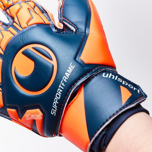 Luva Goleiro Uhlsport Next Level Soft Support Frame Kids