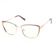 Armação de óculos feminino metal premium - Shades Brasil