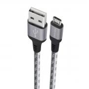 Cabo Micro USB reforçado 1.5m