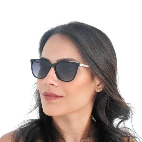 Óculos De Sol Clássico Polarizado Feminino Original