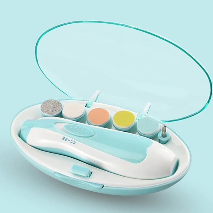 Aparador elétrico para unha de bebê