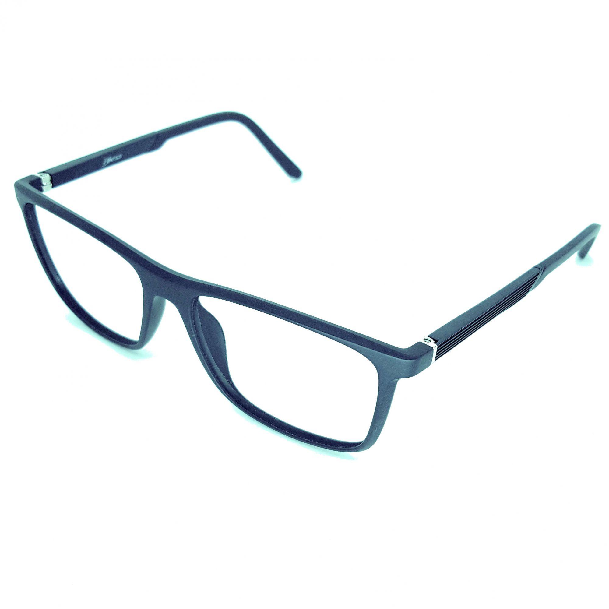 Armação De Óculos De Grau Masculino