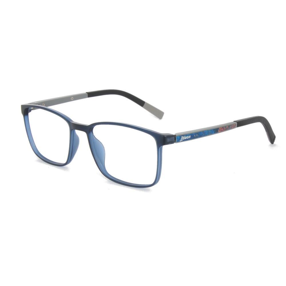 Armação de óculos masculino quadrado