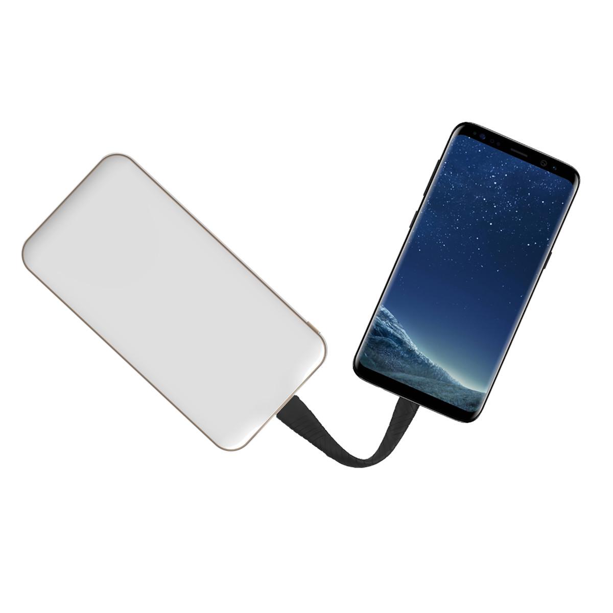 Cabo USB-C curto - 12cm