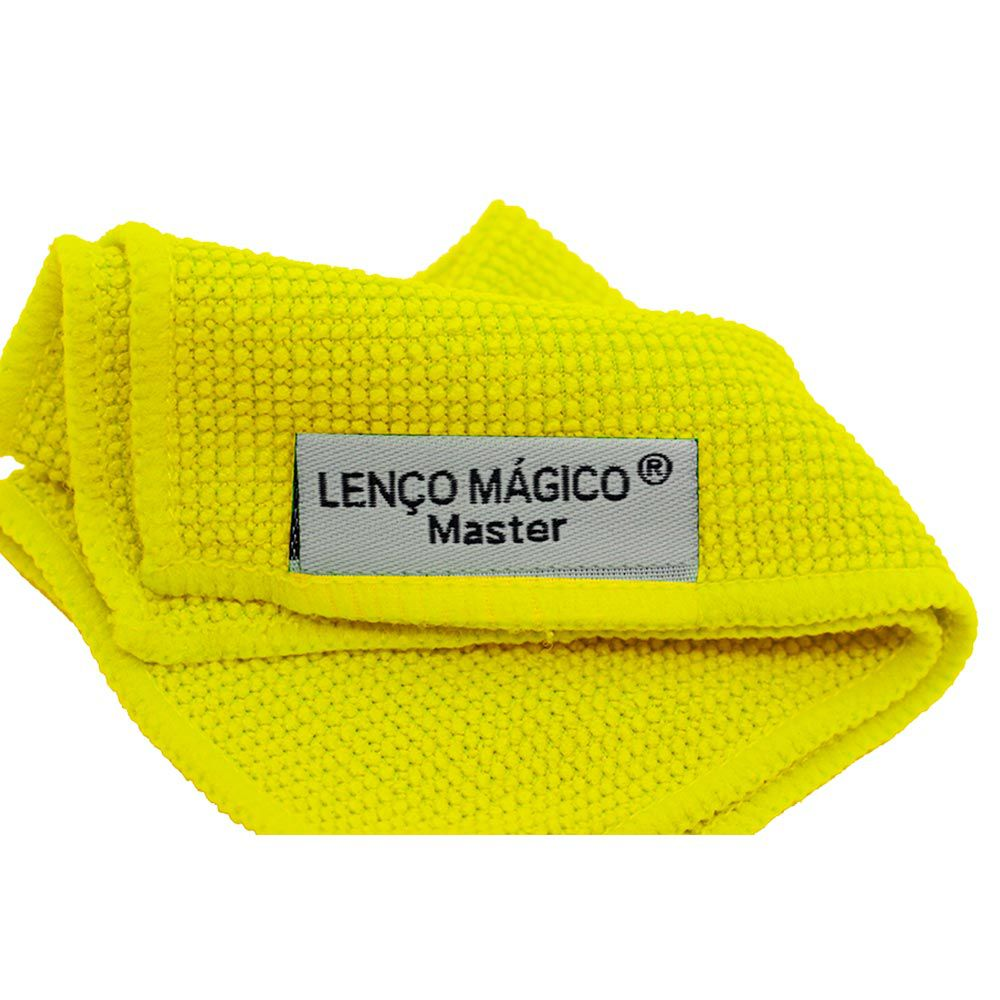 Lenço mágico master 15x15 cm - 2 unidades