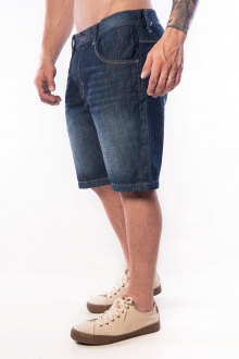 Bermuda Jeans TXC Black