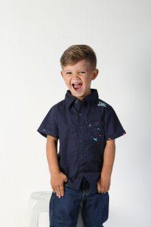 Camisa Infantil TXC 17038I