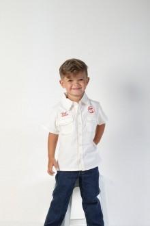 Camisa Infantil TXC 17040I