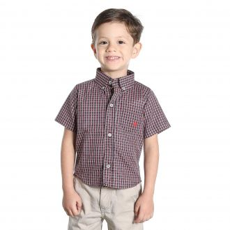 Camisa Infantil TXC 17048I