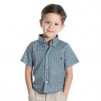 Camisa Infantil TXC 17050I