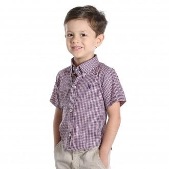Camisa Infantil TXC 17053I