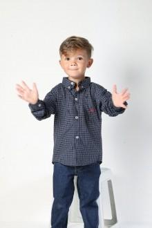 Camisa Infantil TXC 17061I