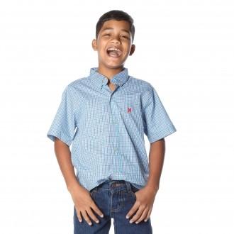 Camisa Infantil TXC 17065I