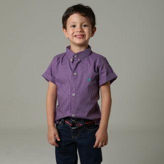 Camisa Infantil TXC 17066I