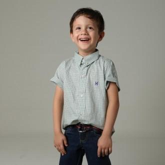 Camisa Infantil TXC 17068I