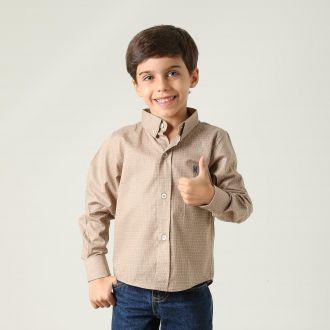 Camisa Infantil TXC 17072I
