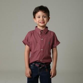 Camisa Infantil TXC 17073I