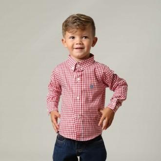 Camisa Infantil TXC 17083I