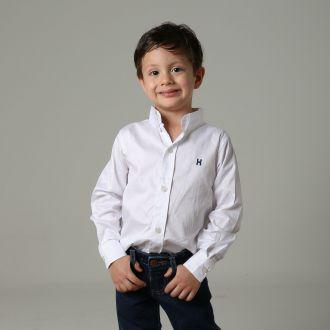 Camisa Infantil TXC 17098I