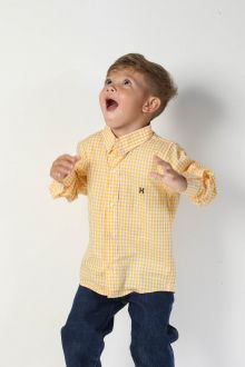 Camisa Infantil TXC 17099I