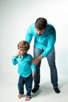 Camisa Infantil TXC 17104I