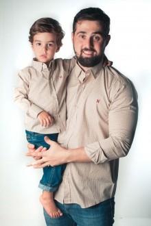 Camisa Infantil TXC 17110I